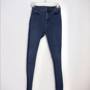 HIGH RISE TWIG ANKLE JEANS (BDG)
